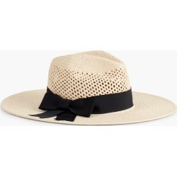 Straw Floppy Hat - Natural - 001 Talbots found on Bargain Bro from Talbots for USD $52.82
