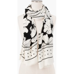 Primrose Dot Oblong Scarf - Ivory - 001 Talbots found on Bargain Bro India from Talbots for $19.99