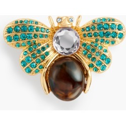 Chrysalis Brooch - Tortoise/Gold - 001 Talbots found on Bargain Bro India from Talbots for $17.49