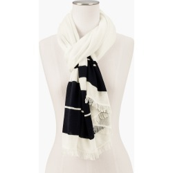 Echo Sweater Oblong Scarf - Ivory - 001 Talbots found on Bargain Bro Philippines from Talbots for $24.99