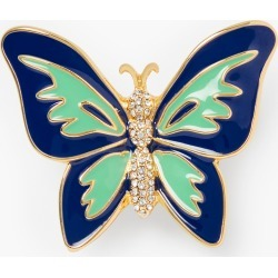 Butterfly Brooch - Twilight Blue - 001 Talbots found on Bargain Bro from Talbots for USD $37.62