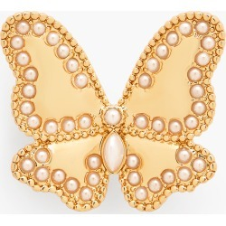 Butterfly Brooch - Ivory - 001 Talbots found on Bargain Bro India from Talbots for $49.50
