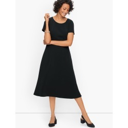 Easy Travel Dress - Black - 14 Talbots found on Bargain Bro Philippines from Talbots for $159.00