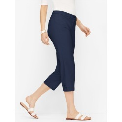 Perfect Skimmers Pants - Solid - Blue - 14 Talbots found on Bargain Bro from Talbots for USD $68.02