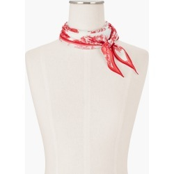 Blooming Toile Diamond Scarf - White - 001 Talbots found on Bargain Bro India from Talbots for $14.99