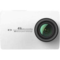 Xiaomi Yi 4K Action Camera White (International Specs) English Version
