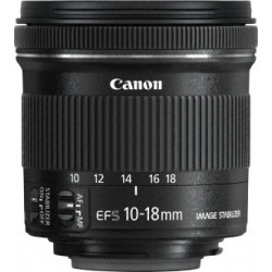 Canon EF-S 10-18mm f/4.5-5.6 IS STM Lens - White Box found on Bargain Bro UK from TechInTheBasket UK