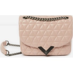 The Kooples - Mini pink leather bag Stella by The Kooples - WOMEN