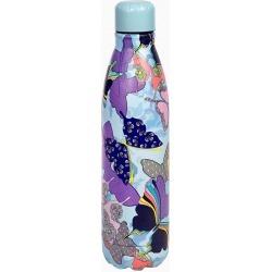 Vera Bradley Stainless Steel Water Bottle in Butterfly By