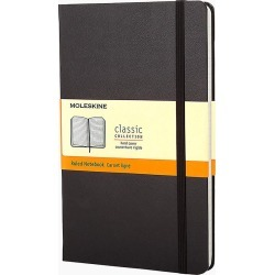 Moleskine Moleskine Classic Pocket Ruled Notebook