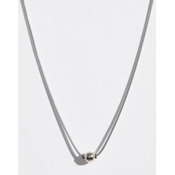 Cape Cod Jewelry Silver Single Ball Cape Cod Jewelry Collection Necklace found on MODAPINS from thepaperstore.com for USD $110.00