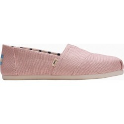 TOMS Classic Slip-On Canvas Shoes in Spanish Villa