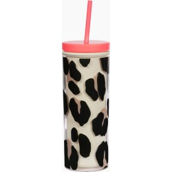 kate spade new york Forest Feline Insulated Tumbler with Straw found on Bargain Bro India from thepaperstore.com for $18.95