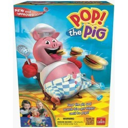 Goliath Games Pop the Pig Family Game