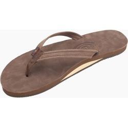 Rainbow Sandals Women's Premier Leather Sandals in Expresso