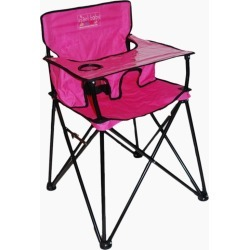 ciao! baby ciao! baby Portable High Chair in Pink