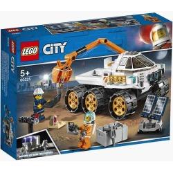 LEGO Toys LEGO City Rover Testing Drive