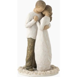 Willow Tree Promise Cake Topper found on Bargain Bro Philippines from thepaperstore.com for $34.99