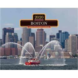 Mahoney Publishing Boston 2020 Calendar