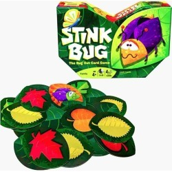 Winning Moves Games Stink Bug Card Game