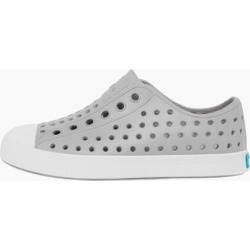 Native Shoes Jefferson Child Slip-on Shoes in Pigeon Grey