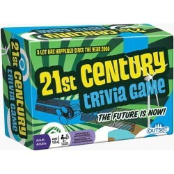 Outset 21st Century Trivia Game