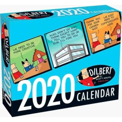 Andrews McMeel Publishing Dilbert 2020 Day-to-Day Calendar