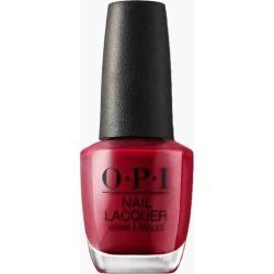 OPI Nail Polish OPI Red Nail Lacquer