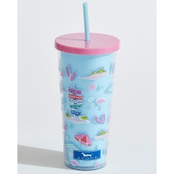 SCOUT Exclusive 24 oz. Coastal Tumbler with Straw found on Bargain Bro India from thepaperstore.com for $16.00