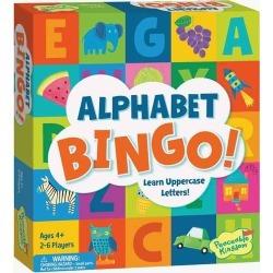 MindWare Alphabet Bingo Board Game