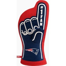 You the Fan New England Patriots Number One Fan Oven Mitt
