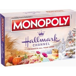 USAopoly Monopoly Hallmark Channel Board Game