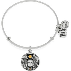 ALEX AND ANI Scarab Charm Bangle found on Bargain Bro from thepaperstore.com for USD $28.88