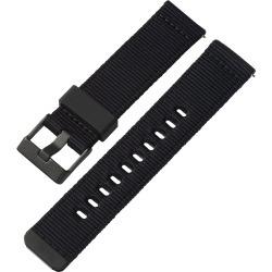 Timex Watch Men's 22MM Quick-Release Fabric Strap Black Item # Tw7C44400Yx