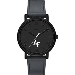 Timex Watch Women's Night Game Us Air Force Academy Falcons Black/gray Item # Twzuairwdvq