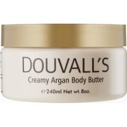 Douvalls: Argan Body Butter (Unscented) - 240ml found on Makeup Collection from The Jewellery Channel for GBP 22.13