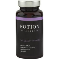 Potion London: The Beauty Formula - 60 Capsules found on Makeup Collection from The Jewellery Channel for GBP 23.06