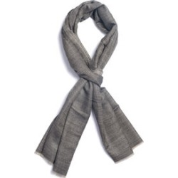 100% Cashmere Wool Dark Grey Colour Shawl (Size 200x70 Cm) found on Bargain Bro UK from The Jewellery Channel