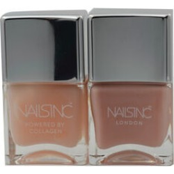 Nails Inc: Overnight Detox Repair Mask with Collagen - 14ml & Thirsty Nails - 14ml found on MODAPINS from The Jewellery Channel for USD $25.20