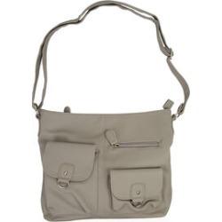 daaa2cfedd8 New Season - Super Soft Multi Pocket Crossbody Bag (Size 29x25x15 Cm) -  Colour