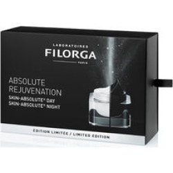 Filorga: Absolute Rejuvenation Duo Set (Incl. Skin Absolute Day Cream & Skin Absolute Night Cream - 15ml)