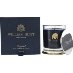 William Hunt: Oud Fragrance Soy Wax Candle - 200g - Burn Time 60hrs found on Makeup Collection from The Jewellery Channel for GBP 34.39