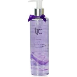 TJC Lavender and Rose Geranium Hand Wash Pump 250ml found on Makeup Collection from The Jewellery Channel for GBP 7.62