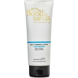 Bondi Sands: Self Tanning Lotion (Light/Medium) - 200ml found on Makeup Collection from The Jewellery Channel for GBP 8.16
