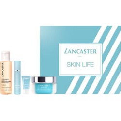 Lancaster: Skin Life Set (Incl. Micellar - 30ml, SP15 Primer - 3ml, Day Cream - 3ml, Eye Cream - 3ml & Bag) found on Makeup Collection from The Jewellery Channel for GBP 10.02