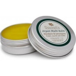 Douvalls: Argan Oil Multi Balm - 30g found on Makeup Collection from The Jewellery Channel for GBP 9.35