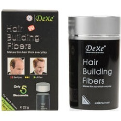 DeXe: Hair Building Fibers - Light Brown found on Makeup Collection from The Jewellery Channel for GBP 5.45