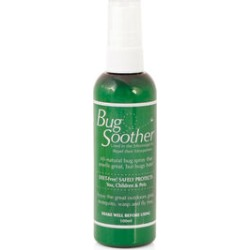 Bug Soother - Smells Great. Feels Great. Repels Great! DEET Free - 100ml found on Makeup Collection from The Jewellery Channel for GBP 10.37