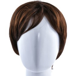 Easy Wear Wigs: Megan - Chestnut found on Makeup Collection from The Jewellery Channel for GBP 66.4