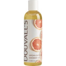 Douvalls: Organic Argan Bath & Shower Gel/Oil - 240ml found on Makeup Collection from The Jewellery Channel for GBP 25.98